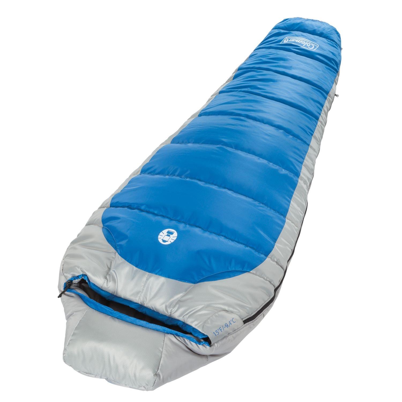 Coleman Silverton 15 Degree Tall Mummy Sleeping Bag