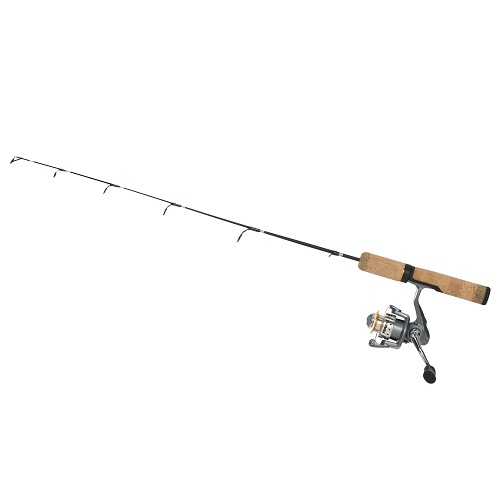Frabill bro series 26 light ice fishing rod for Frabill ice fishing suit