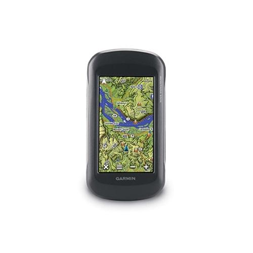 Garmin montana 650t gps handheld device for Magellan fishing shirts wholesale