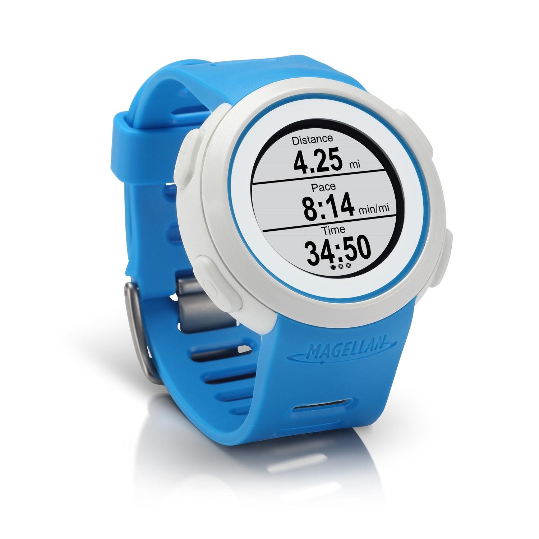 Magellan echo fit sports watch blue for Magellan fishing shirts wholesale