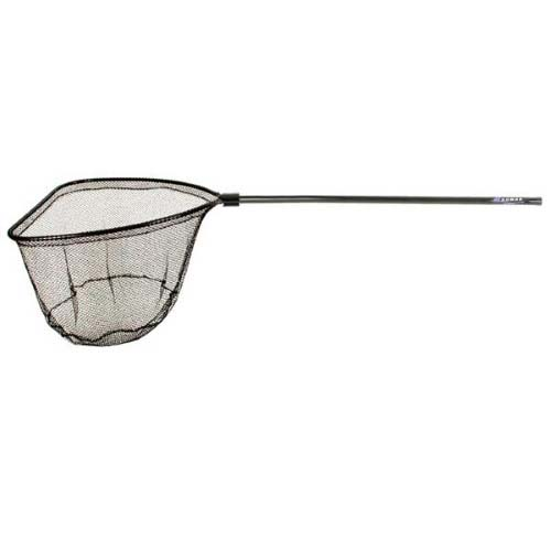 Promar grande series landing net 18 x 20 hoop 30 handle for Hoop net fishing