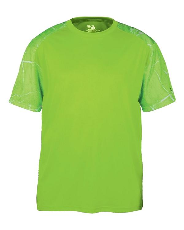 Badger Shock Sport Youth Tee Shirt