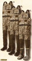 Drake EST Mossy Oak Shadowgrass Blades Waders 2.0 - Special