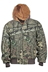 Walls Mossy Oak Insulated Reversible Hooded Jacket
