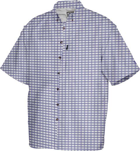 Drake delta shirt with vented back short sleeve for Drake fishing shirts