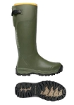 LaCrosse Alphaburly Pro Forest Green Boots