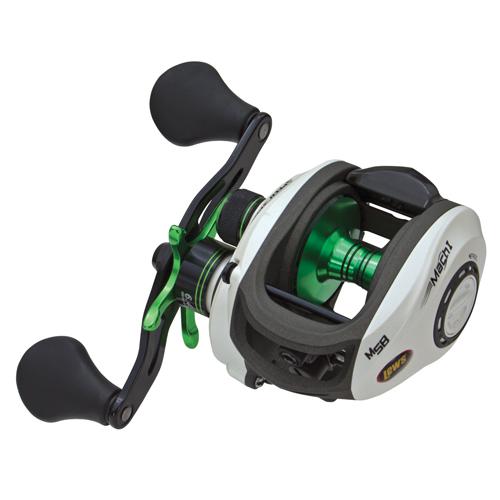Lews fishing mh1shl mach 1 speed spool baitcast reel for Lews fishing apparel