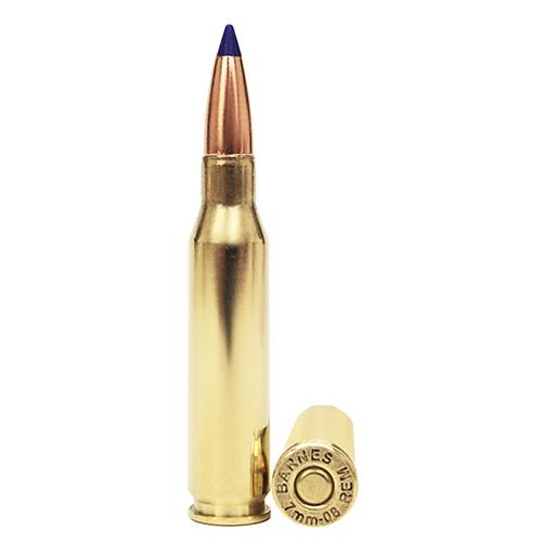 Barnes Bullets 21561 7mm-08 120gr TTSXBT VOR-TX /20