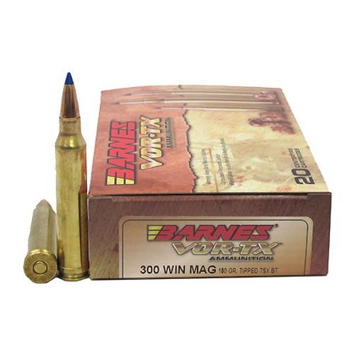 Barnes Bullets 21538 300 WinMag 180gr TTSXBT VOR-TX/20