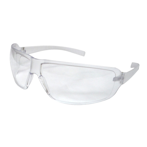 Black Frame Glasses Clear Lens : Peltor Shooting Glasses, Black Frame,Clear Lens
