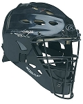 Rawlings Coolflo Hockey Style ABS Youth Catchers Helmet