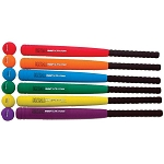 Champion Rhino Ultra Foam Bat and Ball Set
