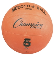 Champion Rubber Orange Ball