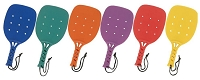 "Champion  15"" Paddleball Racket Set"