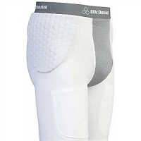 McDavid Pro HexMesh 2-Pocket Football Girdle With Hex Pads