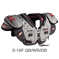 Gear Protec X2 Air X 16F Shoulder Pad - Size XXL