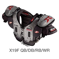 Gear Protec X2 Air X 19F Shoulder Pad - Size XXL