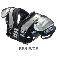 Gear Protec Z Cool Shoulder Pad RB/LB/DE