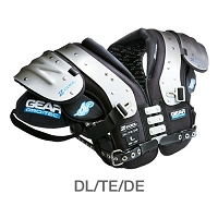 Gear Protec Adult Z-Cool Pad DL/TE/DE