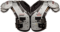 Rawlings Aims Shoulder Pads AM4