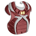 Under Armour Girls Chest Protector