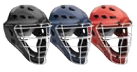 Worth Youth Fastpitch Liberty Catchers Helmet WLCHY2