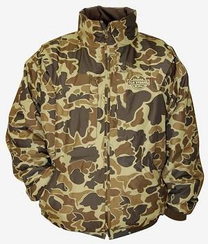 Drake Old School Waterproof Fleece Lined Full Zip