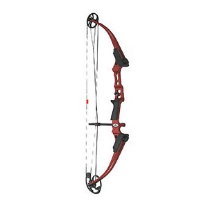 Genesis gen mini lh red bow only for Mini crossbow fishing