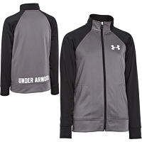 Under Armour Boys UA Brawler II Full Zip Training Jacket