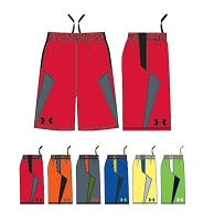 Under Armour Boys Backcourt Basketball Short