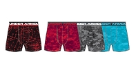 Under Armour Mens Original Series Printed BoxerJock Boxed