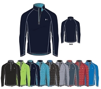 Under Armour Mens Launch Run Quarter Zip