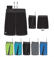 Under Armour Mens Launch Woven 7 Inch Running Shorts