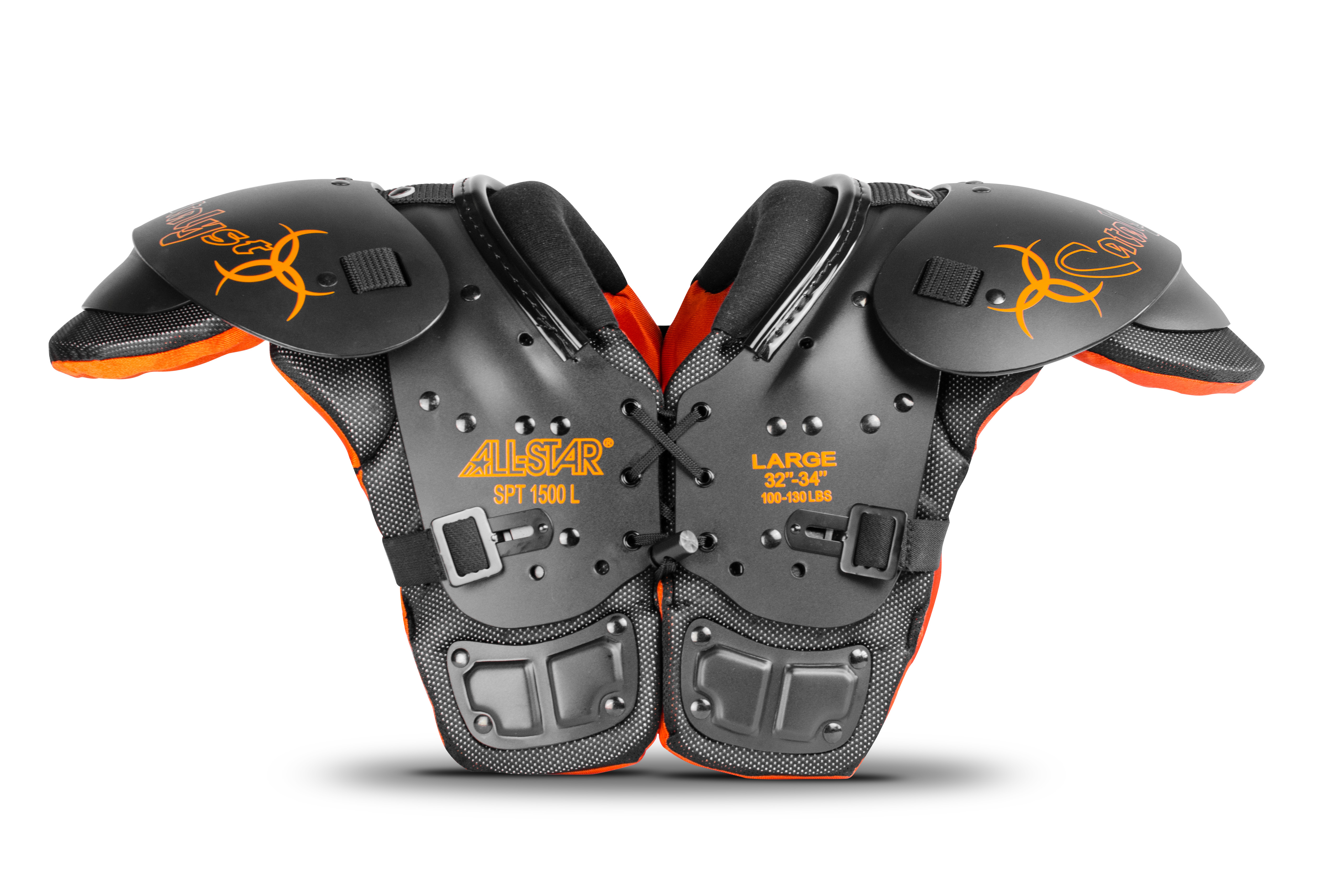 All-Star SPT1 Youth Catalyst Shoulder Pads