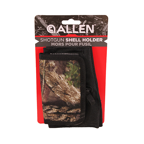 Allen Cases Buttstock Shell Holder Shotgun Shell Holder With Cover 2058