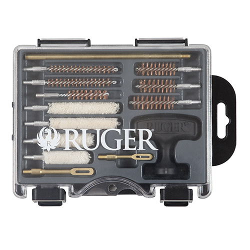 Allen Cases Ruger Cleaning Kit Ruger Msr Cleaning Kit, 22/223 Cal,