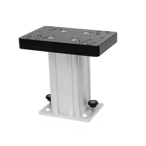 Cannon Downriggers Aluminum Fixed Base Pedestal Mount 6
