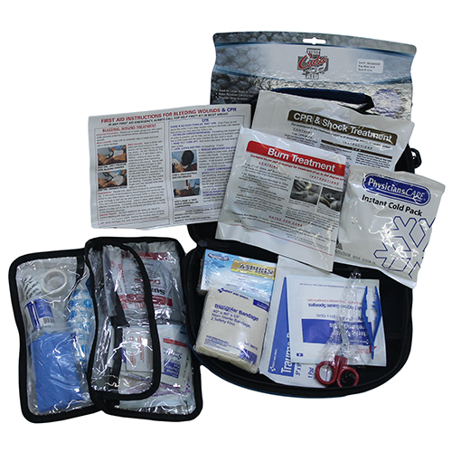 Cuda Brand Fishing Products First Aid Kit Cuda Offshore First Aid Kit