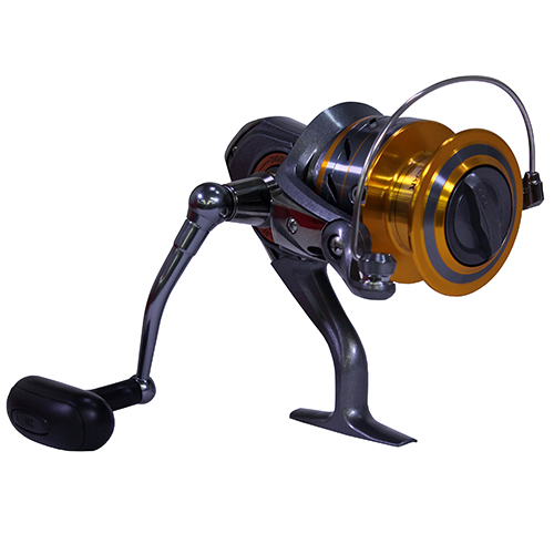 Daiwa Crossfire Spinning Reel Crossfire FD Spin RL, 3 + 1, 4.6 : 1
