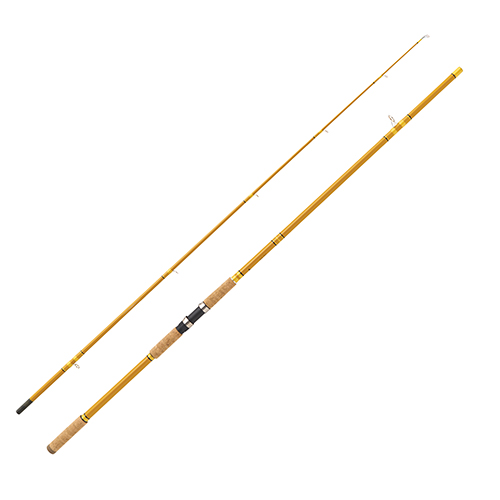 Eagle Claw Crafted Glass Spinning Rod Crafted Glass Spinning Rod 13' 2 pc H