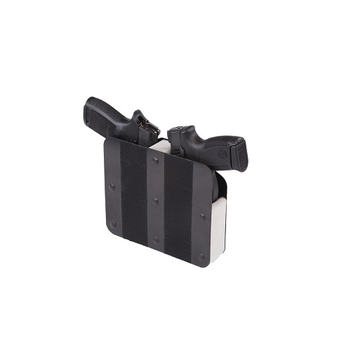 Altus BenchMaster Two Gun Pistol Velcro Hook Rack