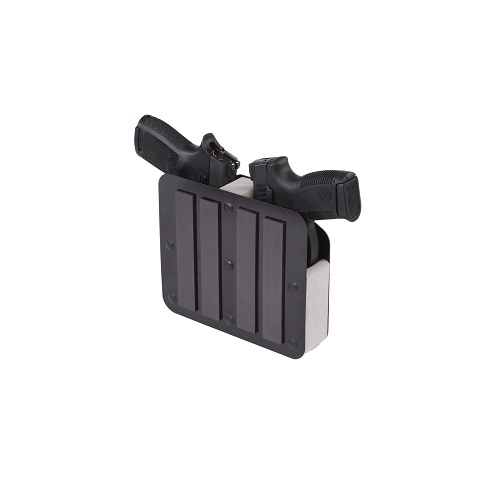 Altus BenchMaster Two Gun Pistol Magnetic Strip Rack