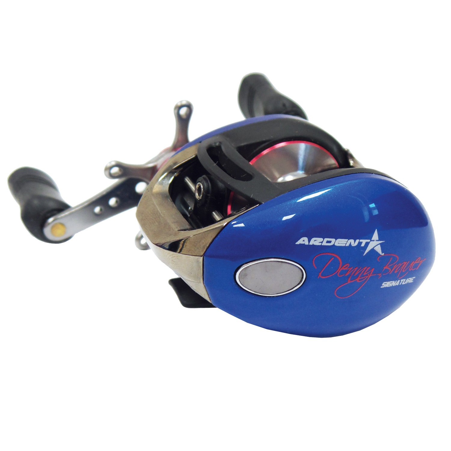Ardent denny brauer horizon baitcast reel 7 0 1 right hand for Ardent fishing reels