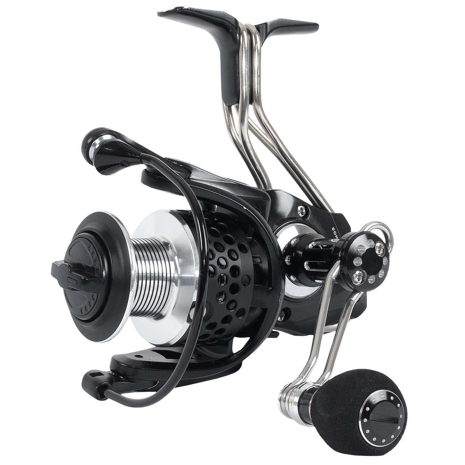 Ardent wire spinning reel 4000 for Ardent fishing reels