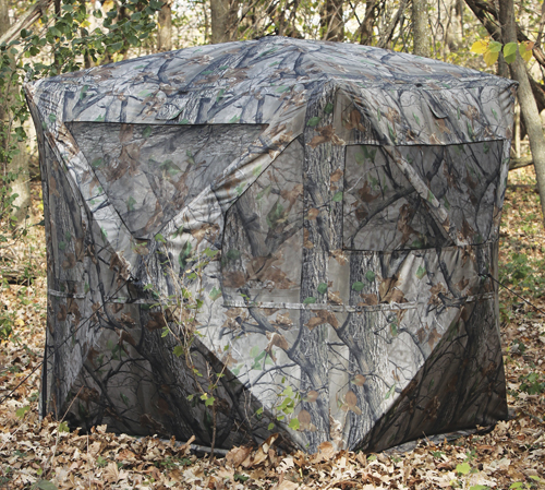 Big Game The Ravage Blind 72x72x64 HB0500