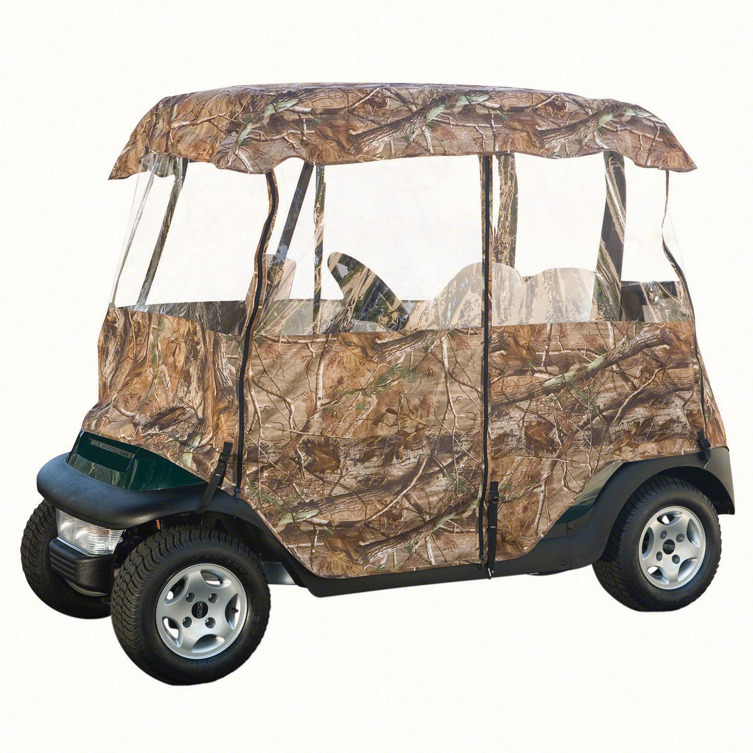 Classic Accessories Deluxe Golf Cart Enclosure Realtree AP