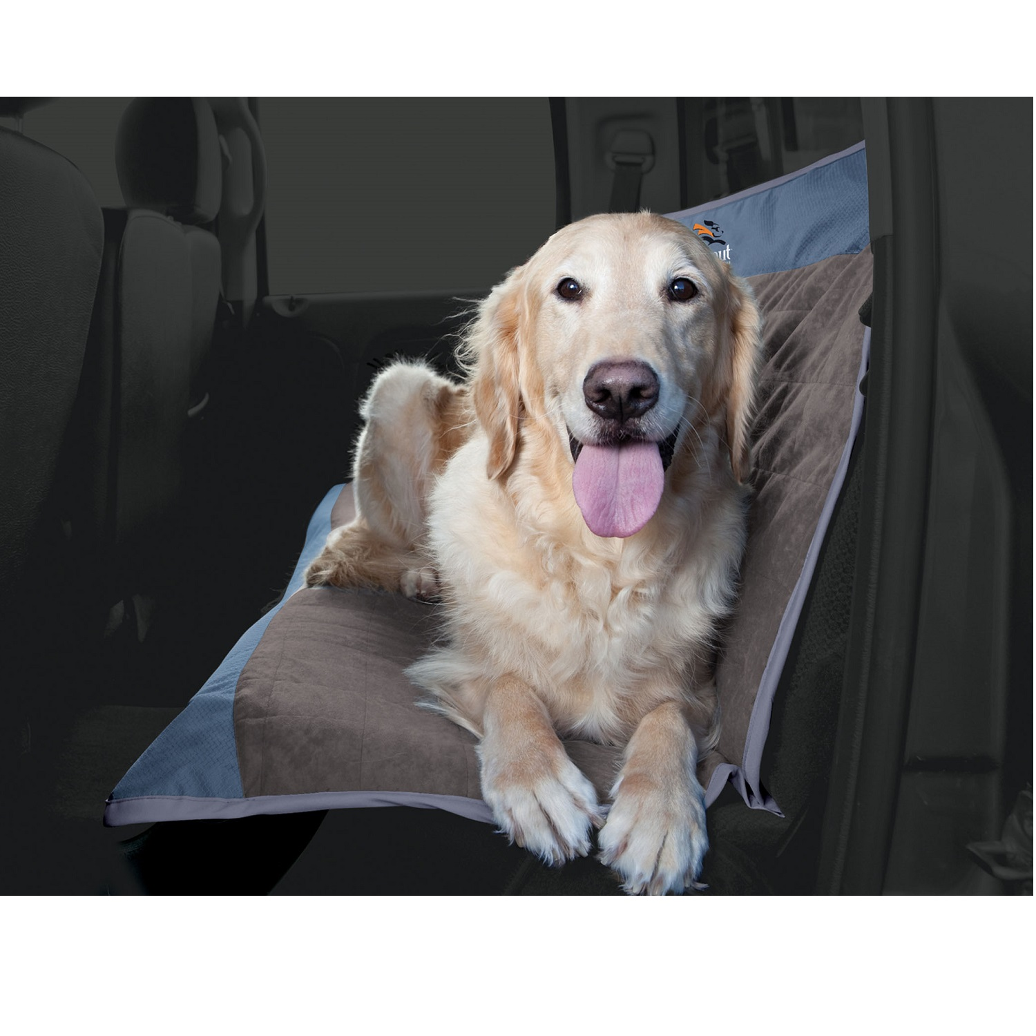 Classic Accessories Dog About Quick Fit Bench Seat Cover