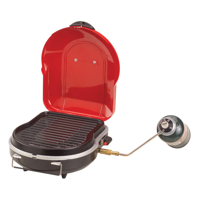 coleman fold n go propane grill 1 burner. Black Bedroom Furniture Sets. Home Design Ideas