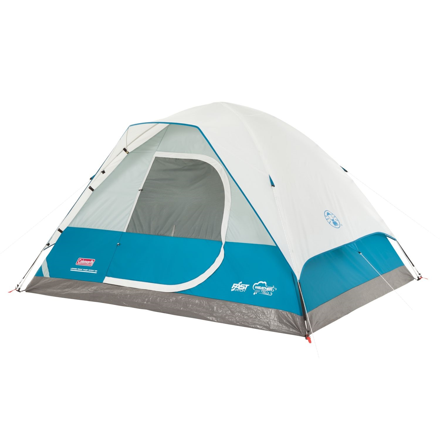 Porch Light Youth Shelter: Coleman Longs Peak 4 Person Fast Pitch Dome Tent