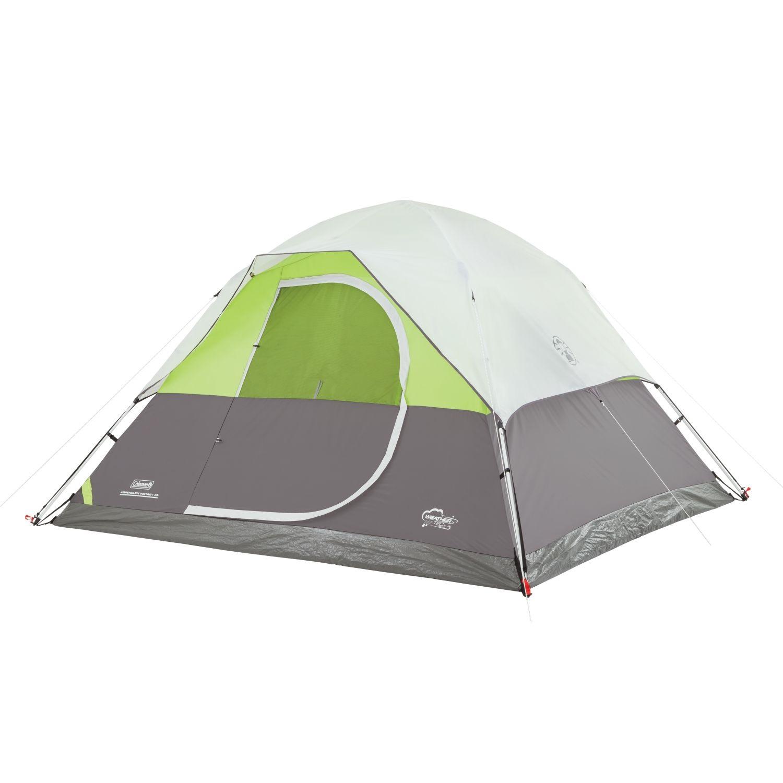 Coleman Aspenglen Instant Dome 6 Person Tent